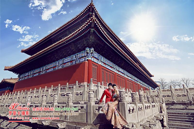 北京婚纱摄影工作室哪家好