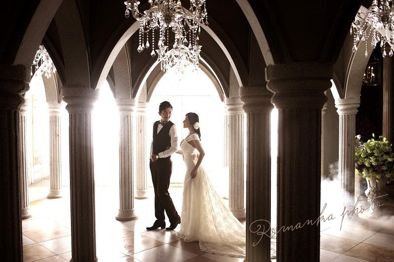 拍婚纱照需要注意