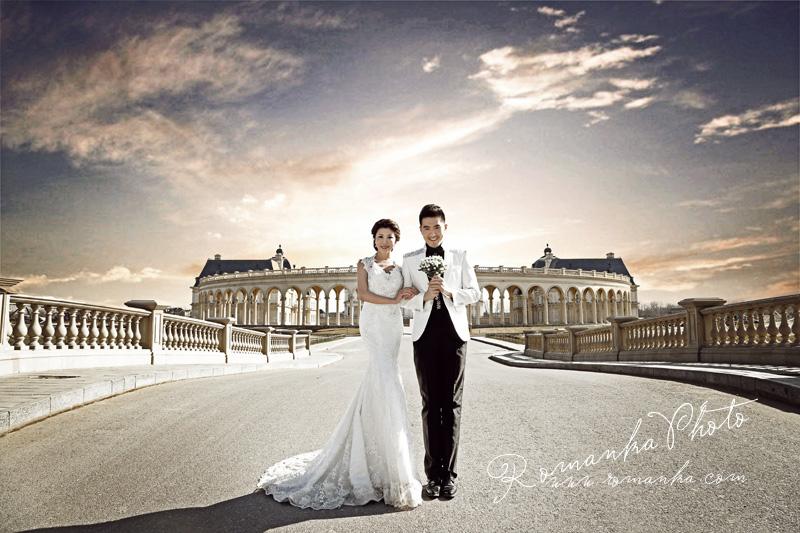 北京摄影工作室|婚纱照价格