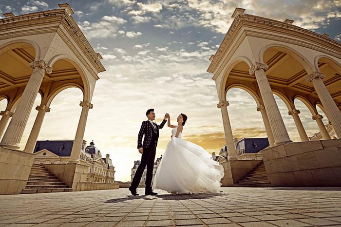 婚纱摄影外景地