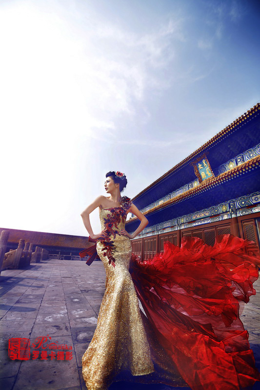 太庙婚纱照
