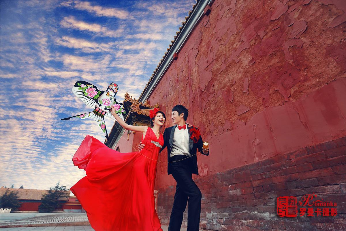 北京婚纱摄影哪家好,北京婚纱照,北京摄影工作室