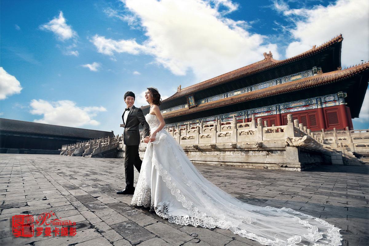 北京婚纱摄影,北京婚纱照
