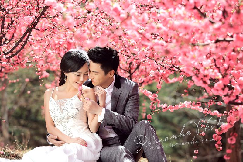 北京婚纱照,拍婚纱照,北京罗曼卡婚纱摄影工作室