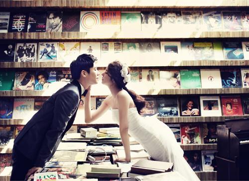 北京婚纱摄影工作室与你相约在弥漫欢笑和泪水的毕业季