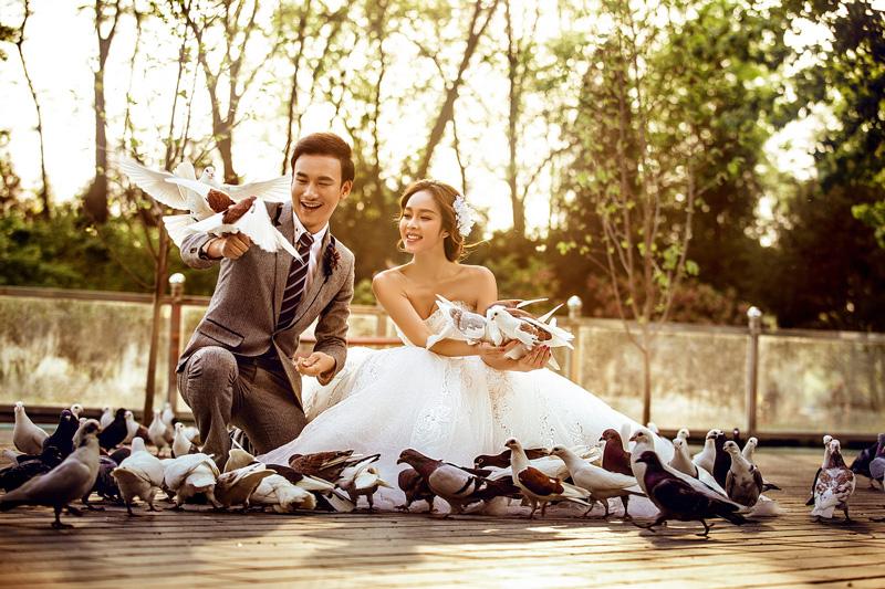 北京罗曼卡婚纱摄影工作室