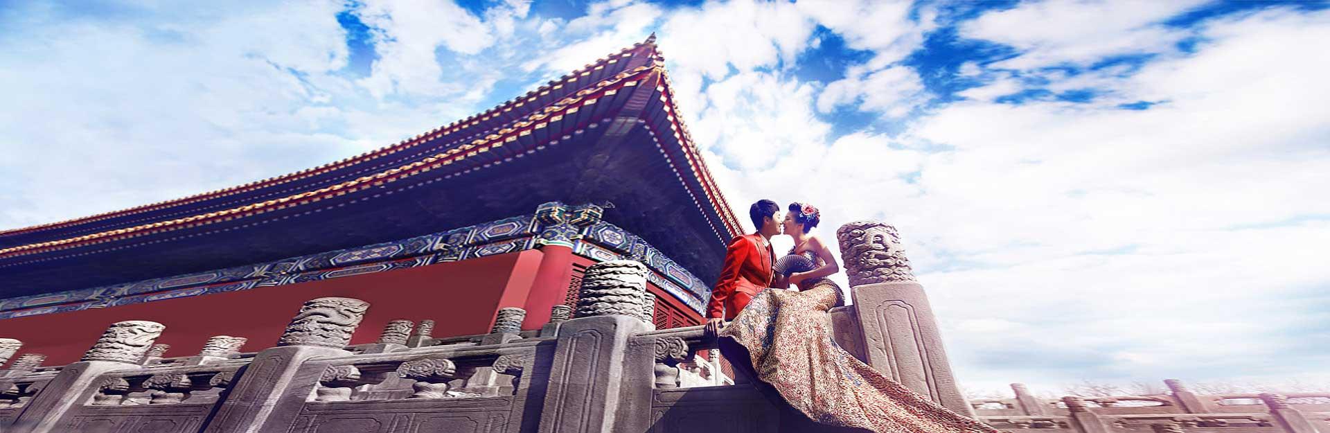 中国风.太庙